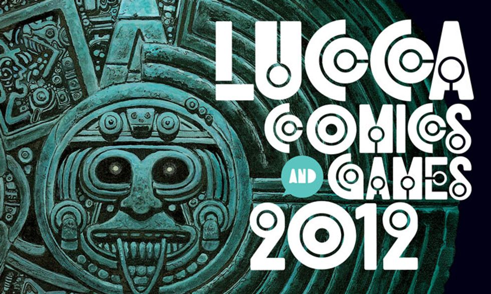 Lucca Comics 2012: i fumetti da non perdere