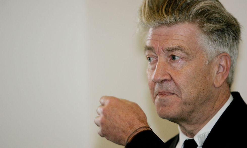 David Lynch, perdersi è meraviglioso: interviste al regista schivo