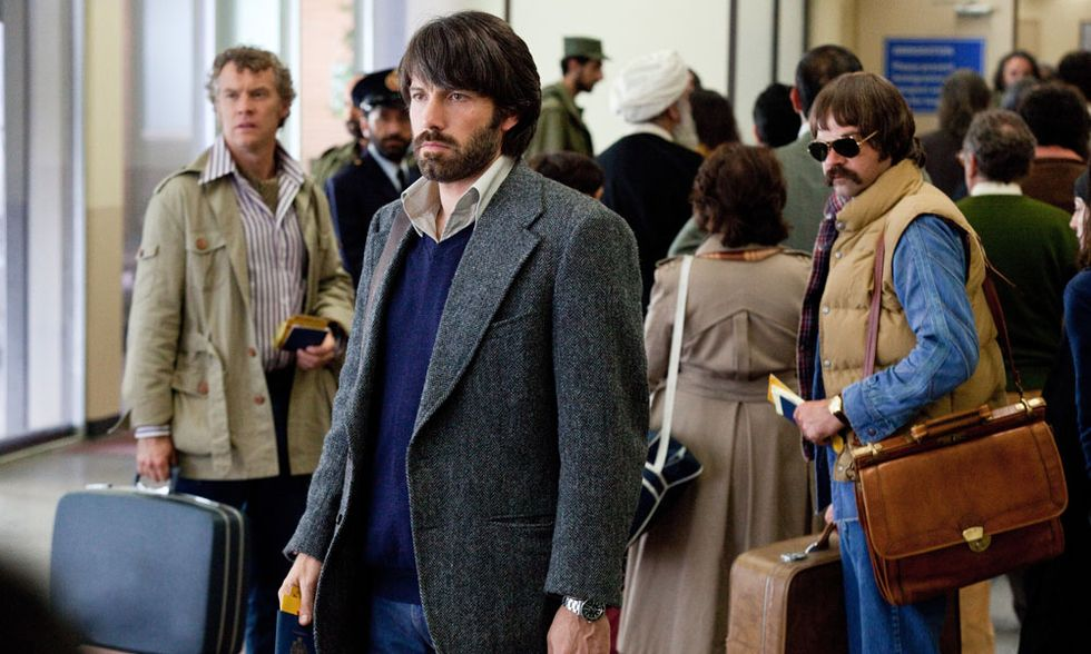 Argo, la prova di maturità di Ben Affleck