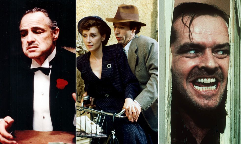 I 250 migliori film della storia del cinema in 2 minuti e mezzo - Video