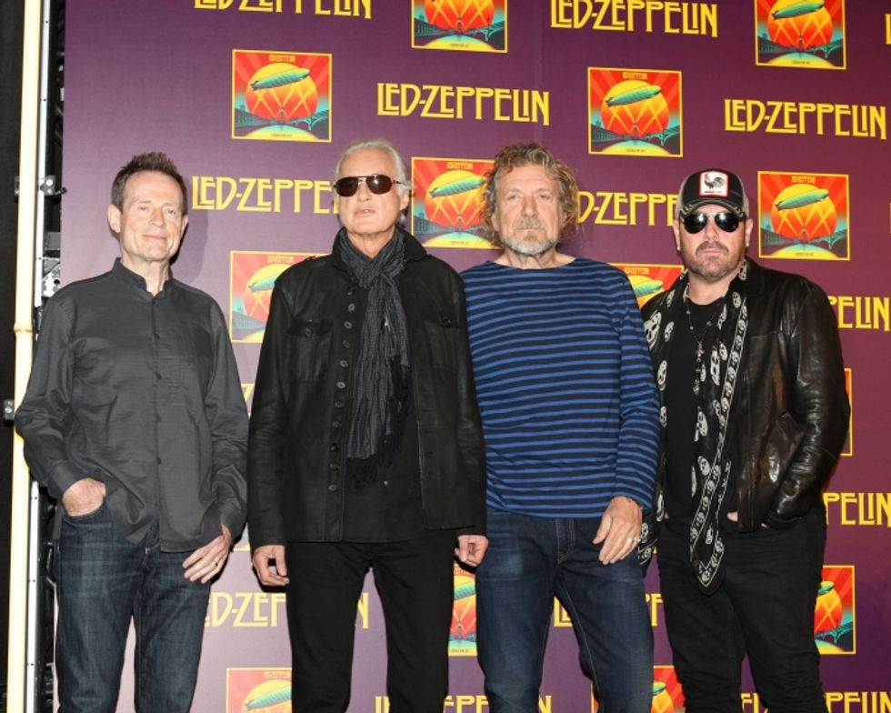 Led Zeppelin: arriva Celebration Day - video anteprima