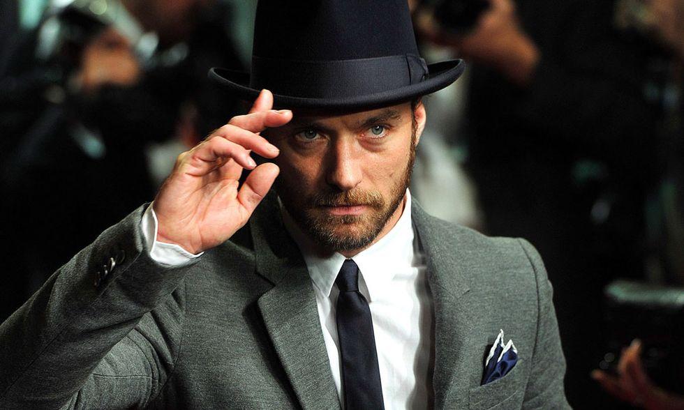 Jude Law, cattivo in Le 5 leggende: 'La paura? Il modo migliore per farcela'