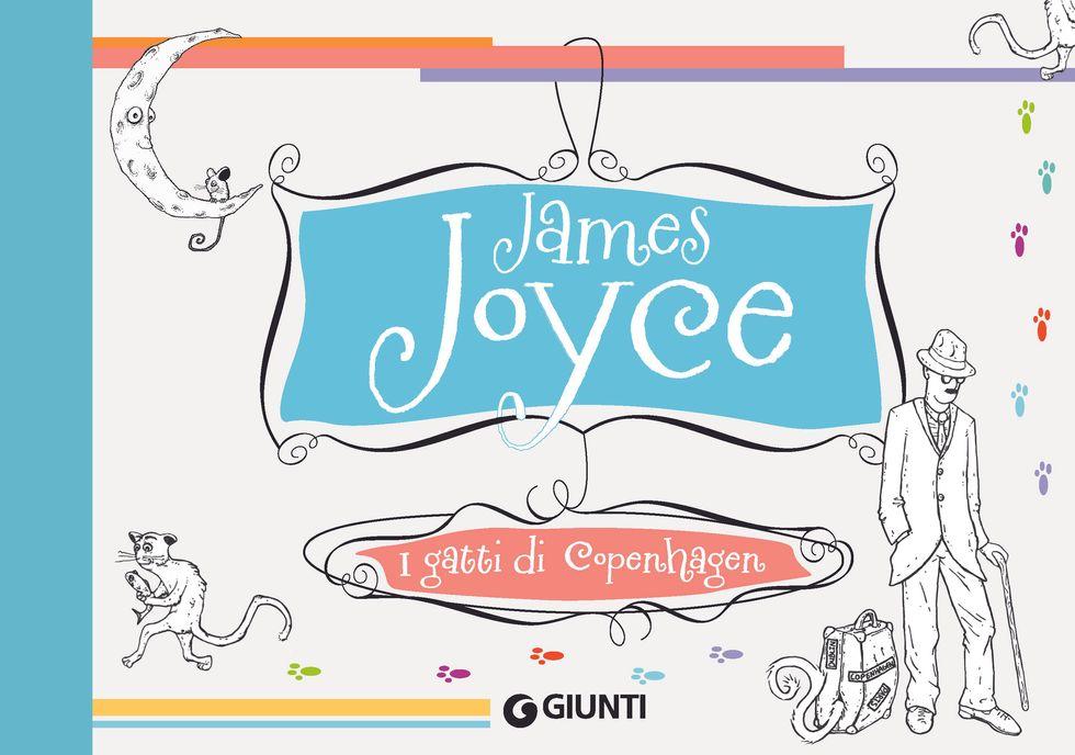 James Joyce e 'I gatti di Copenhagen', una fiaba surreale e anarchica scritta per il nipote Stephen