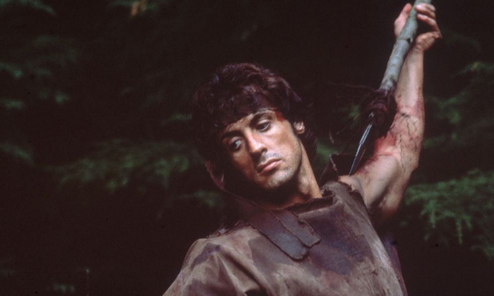 Sylvester Stallone, Rambo compie 30 anni