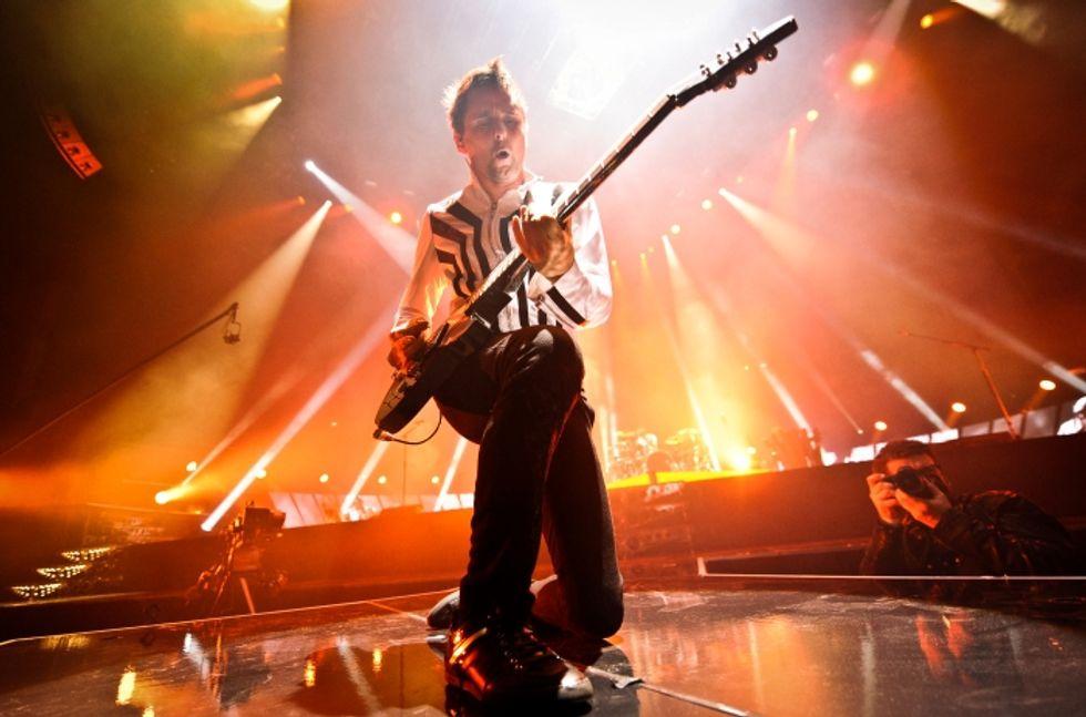 Muse: oggi il concerto a Bologna  - i brani dello show