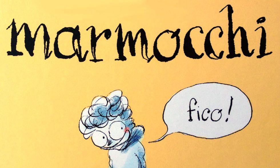'Marmocchi': il mondo visto dai bambini, a fumetti