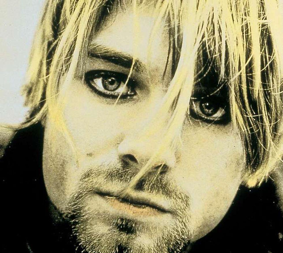 Kurt Cobain: si farà il film sulla sua vita