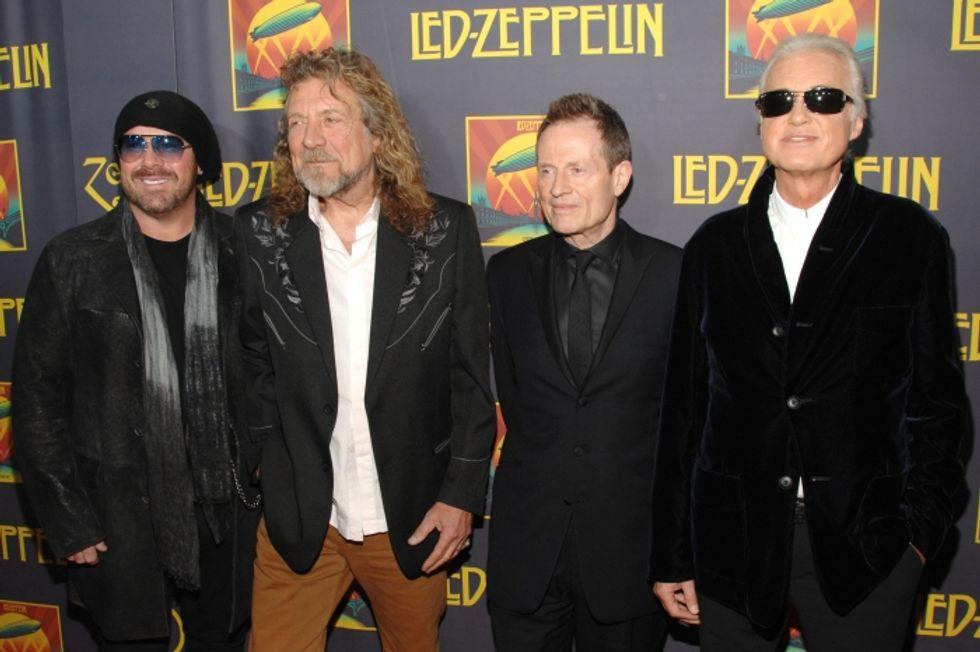 Led Zeppelin: esce il cd Celebration Day - la recensione