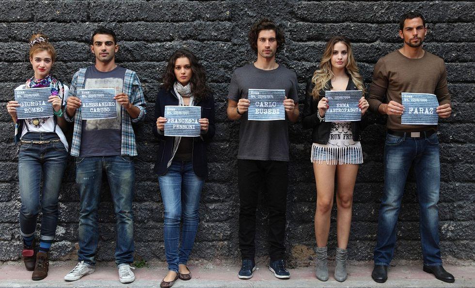 Federico Moccia, sul set di Universitari: 'Viviamo in una società in cerca di amore'