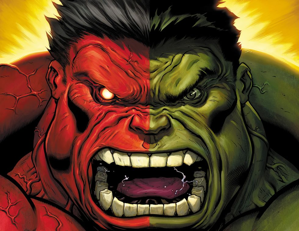 Hulk ha 50 anni