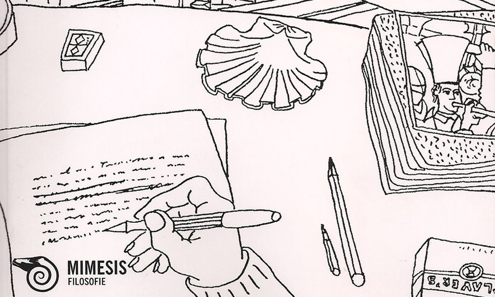 Giuseppe Zuccarino, 'Il farsi della scrittura'