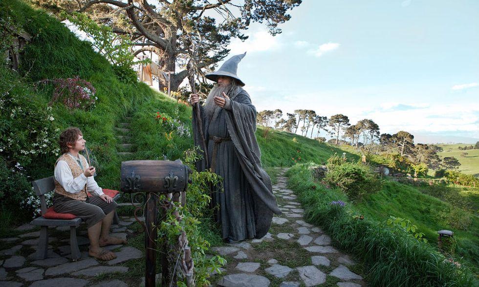 Da Braveheart a Lo Hobbit: i set meravigliosi per un viaggio