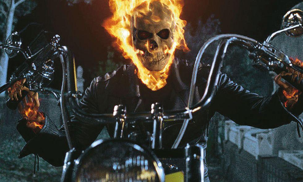 Dvd in edicola con Panorama, Ghost rider - Spirito di vendetta