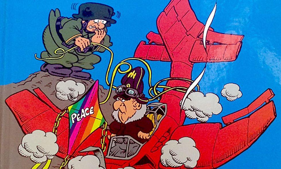 'Super Sturmtruppen': il genio fumettistico di Bonvi