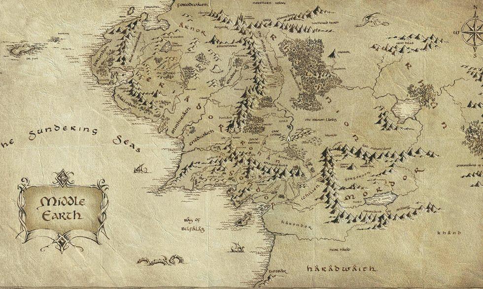 Owen Barfield, quel mondo fantasy di Tolkien e Lewis inventato tra birre al pub