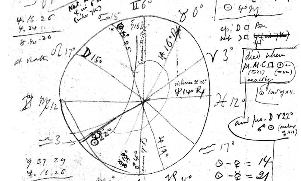 Pessoa l'astrologo svelato da un libro
