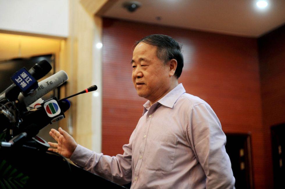 Perché Mo Yan difende la censura?