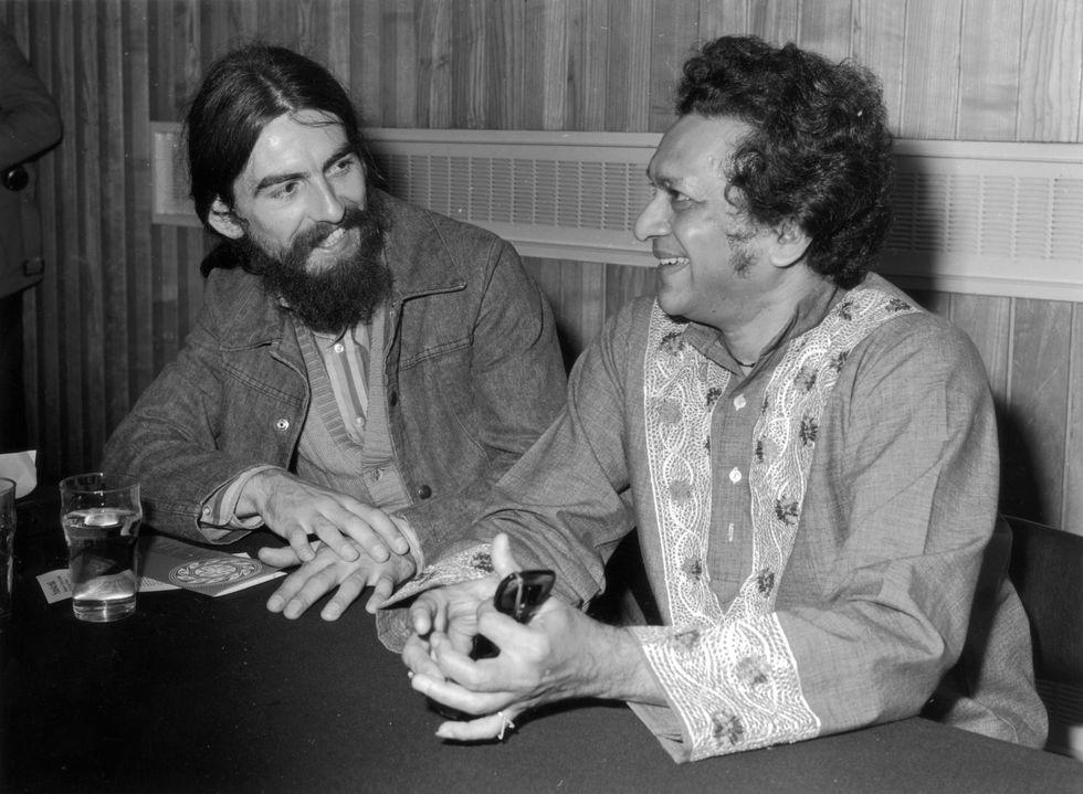 Addio a Ravi Shankar, il guru dei Beatles