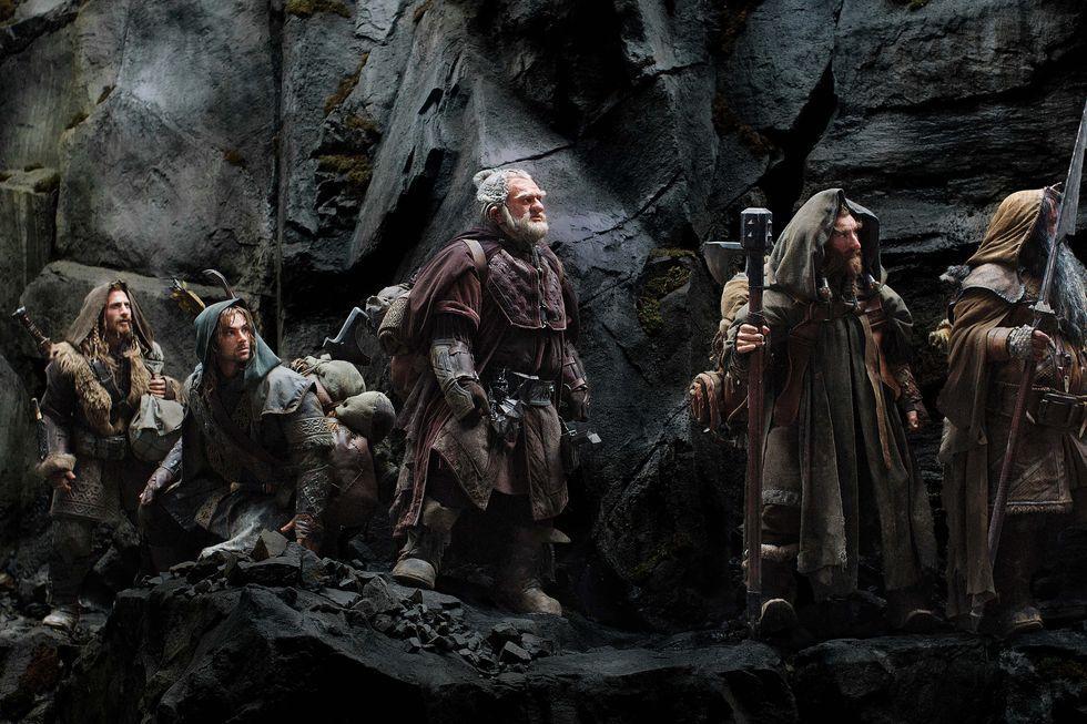 Tre libri sul film 'Lo Hobbit - Un viaggio inaspettato'