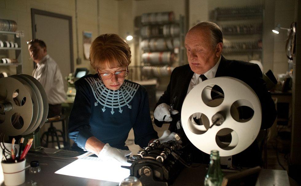 Mr. e Mrs. Hitchcock: Gervasi porta al cinema i retroscena del maestro del brivido