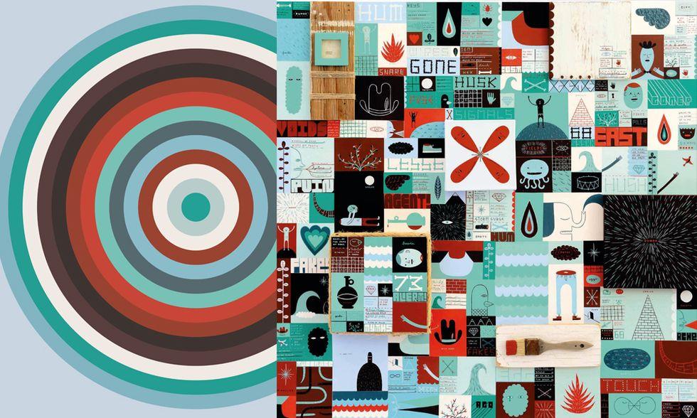 Arte, ''Contemporanea'' il calendario 2013 di Fontegrafica