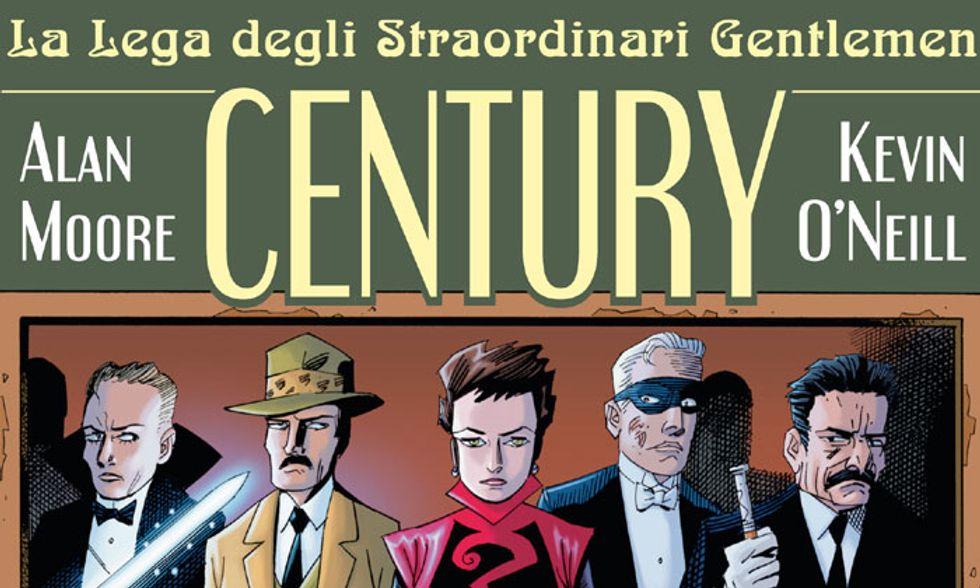 'La Lega degli Straordinari Gentlemen - Century': la saga a fumetti continua