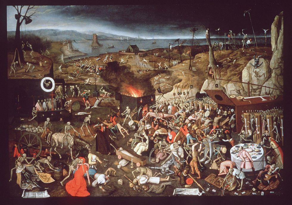 La fine del mondo secondo i Maya (e gli altri) in cinque libri