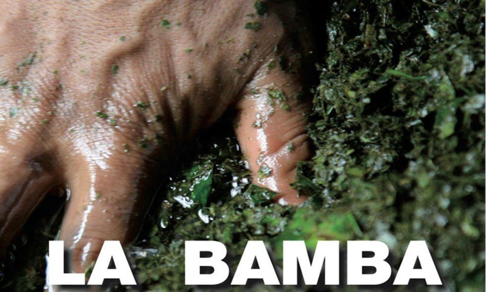 Paolo Berizzi e Antonello Zappadu, 'La bamba'. Dalla foglia al naso del mondo
