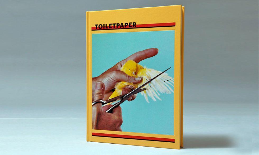 Toilet Paper: il libro. L'intervista esclusiva a Maurizio Cattelan e Pierpaolo Ferrari