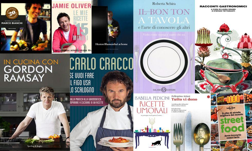 I 10 migliori libri di cucina del 2012