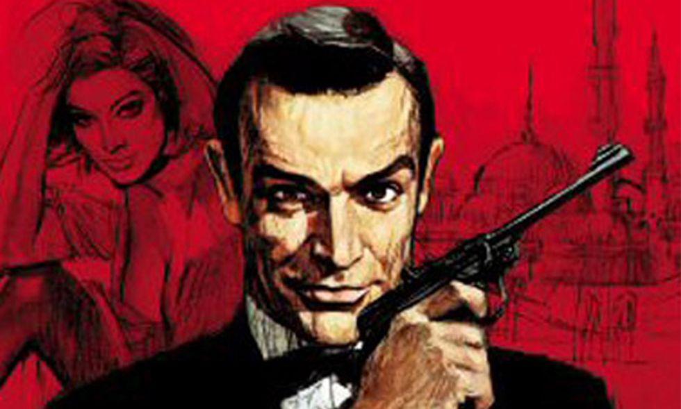 James Bond, il nuovo libro nel 2013