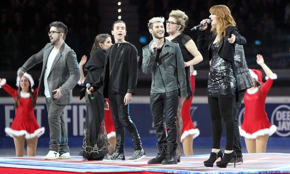 X Factor On Ice: la recensione dello show