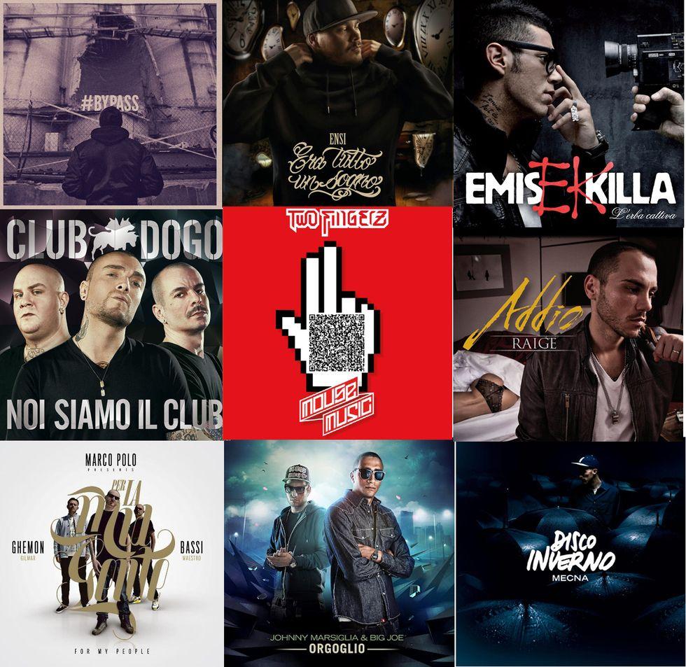 I 10 migliori dischi hip hop italiani del 2012
