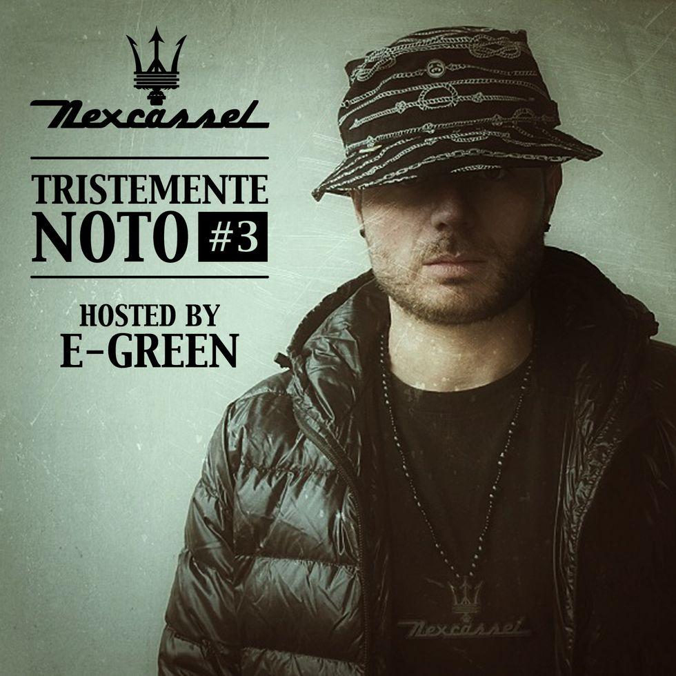 "#hiphopanorama - Nex Cassel presenta ""Tristemente noto pt. 3"""