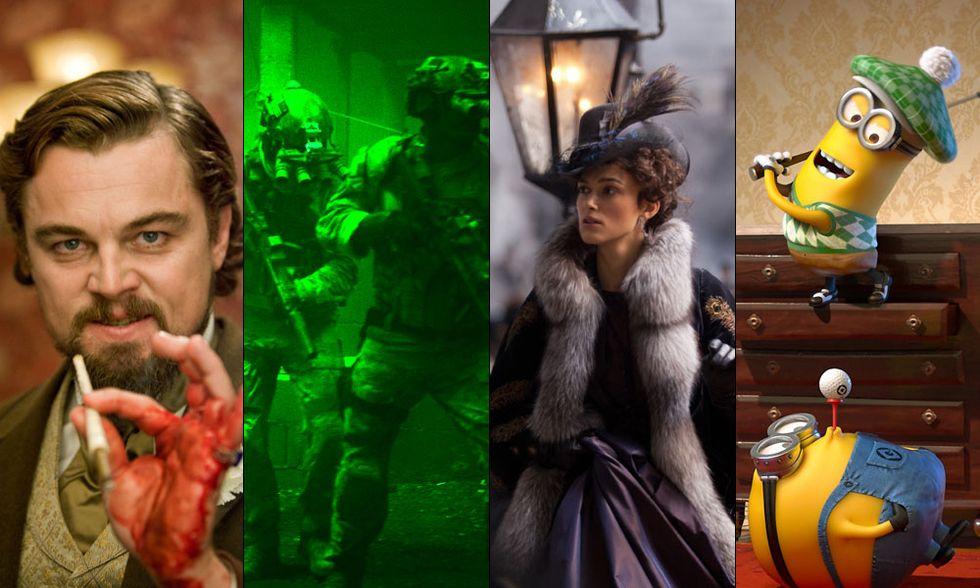 I film più attesi del 2013