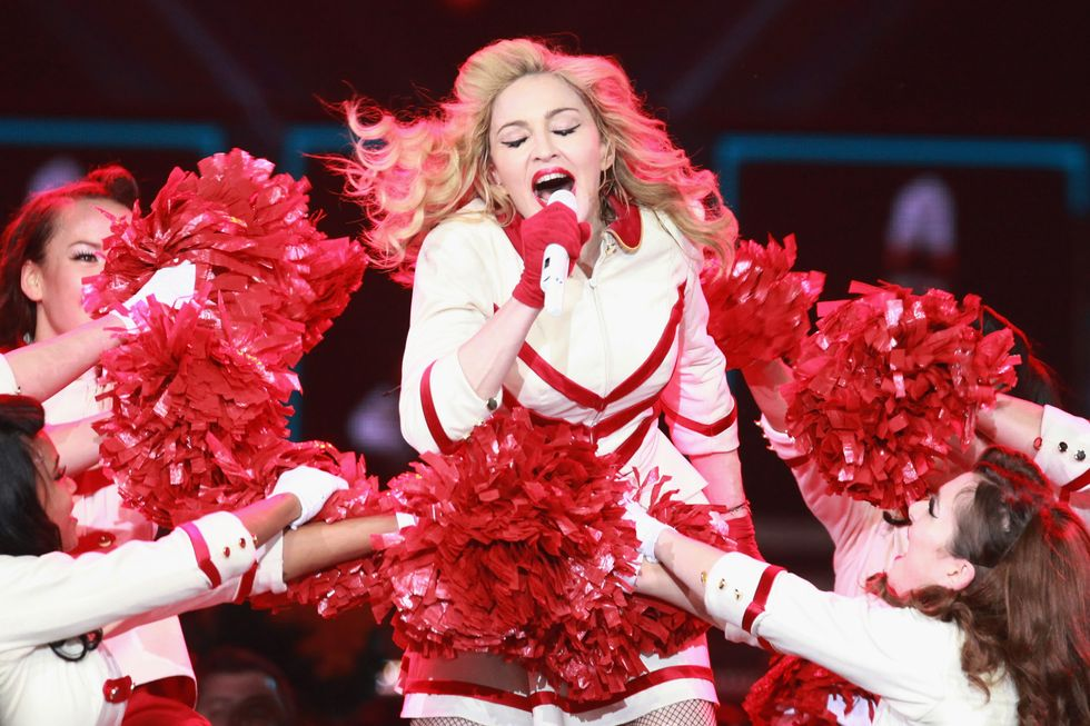 I tour più visti del 2012: Madonna batte tutti