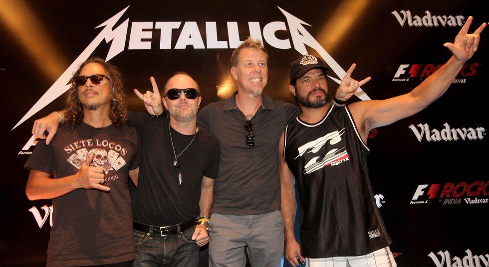 Ricette rock: torta ribaltata alla Metallica