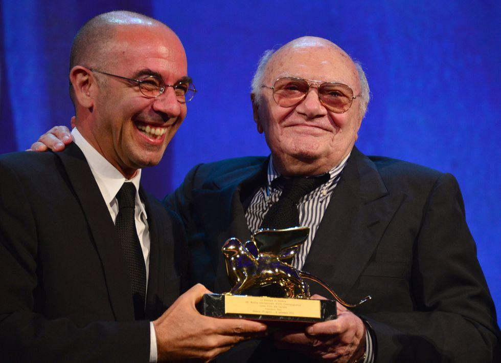 Francesco Rosi e Giuseppe Tornatore: Io lo chiamo cinematografo