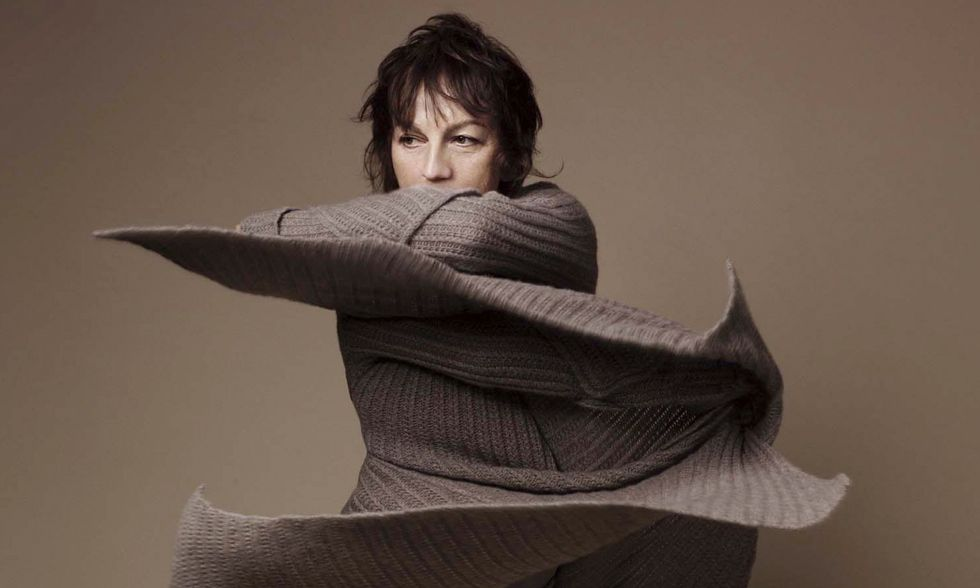 Inno di Gianna Nannini: la recensione del nuovo album (con Tiziano Ferro)