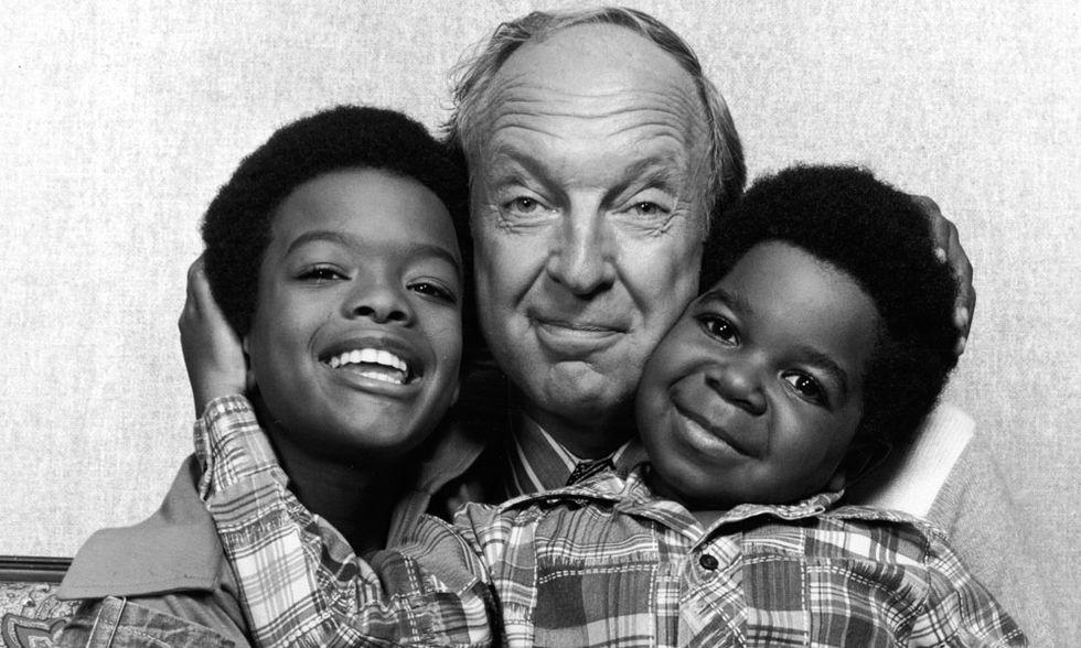 Conrad Bain, addio al papà di Arnold