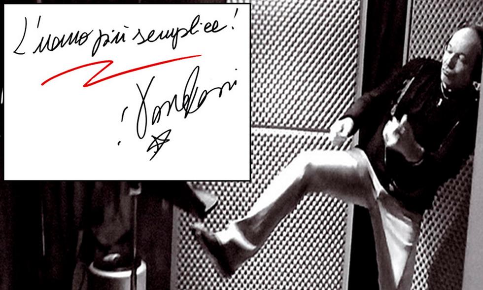 Vasco Rossi è 'L'uomo più semplice': siamo vivi, domani chi lo sa