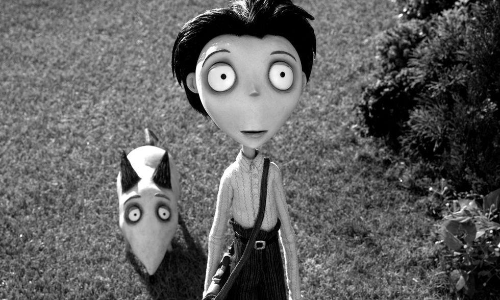 Frankenweenie, il nuovo film di Tim Burton: che dolcezza!
