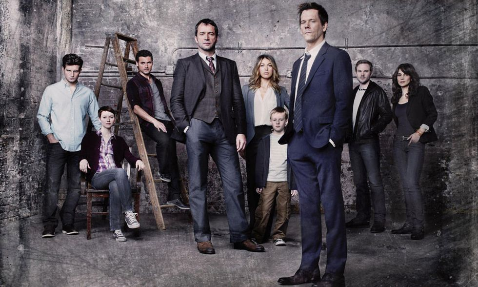 The Following, in Italia la serie tv con Kevin Bacon