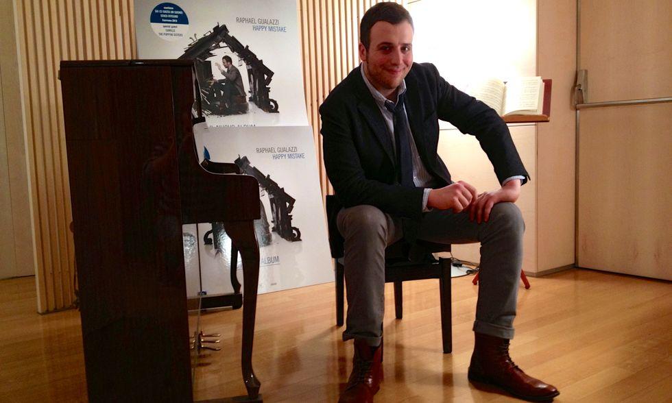 Raphael Gualazzi: a Sanremo 2013 voglio la musica