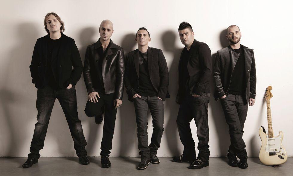 Modà a Sanremo 2013: con 'Gioia', 12 tracce (più dvd) per emozionare, ancora una volta