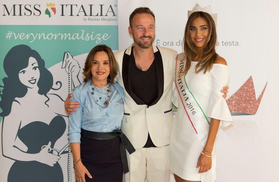 Miss Italia 2017 Mirigliani Facchinetti Risaliti