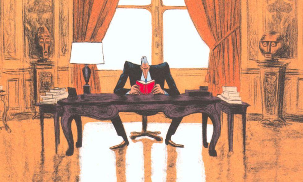 Blain e Lanzac, 'I segreti del Quai d'Orsay': i retroscena della diplomazia a fumetti