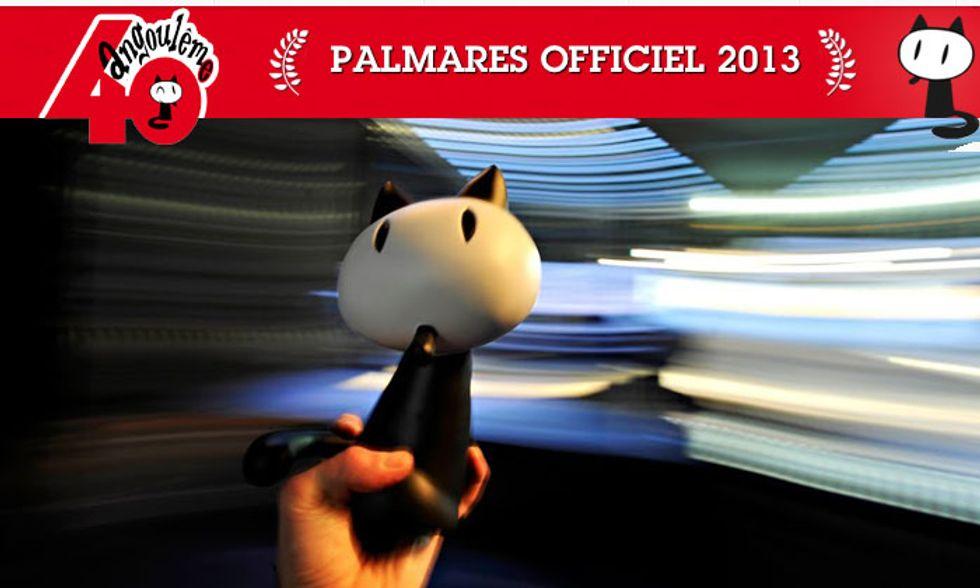 Angoulême 2013: ecco i fumetti premiati