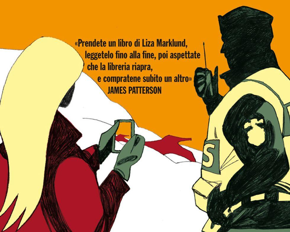 'Linea di confine' di Liza Marklund, il giallo svedese colpisce ancora