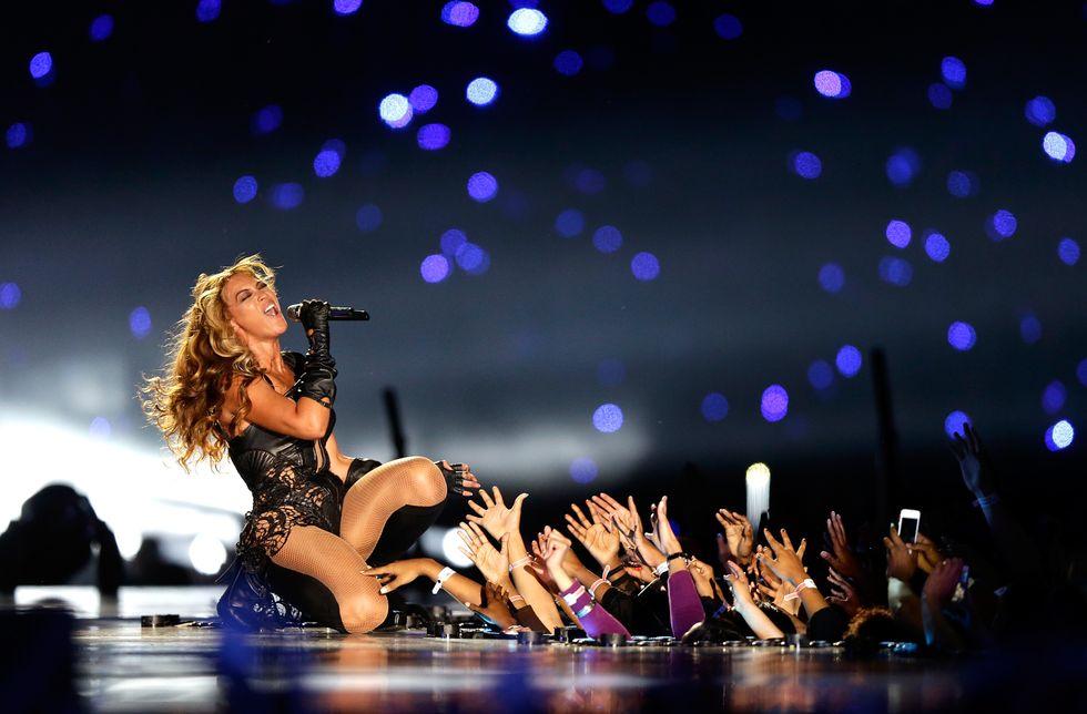 Beyoncé ha l'archivio musicale più grande del mondo